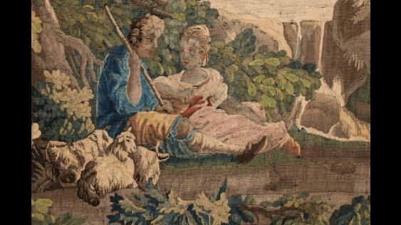 AUBUSSON, XVIII CENTURY - photo 2