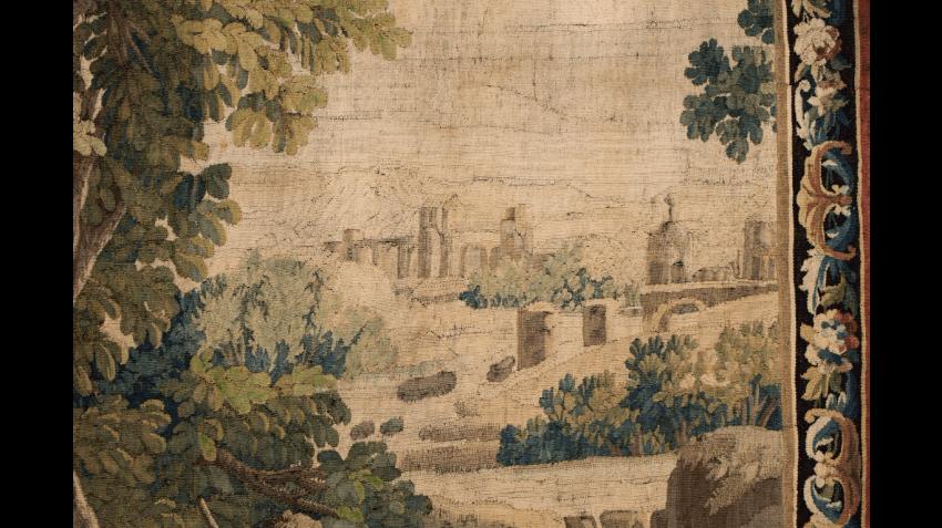 AUBUSSON, XVIII CENTURY - photo 3