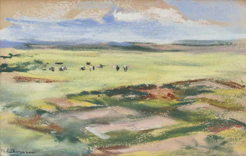 Behind the dunes , Liebermann, Max 1847-Berlin - 1935 ibid. - photo 1