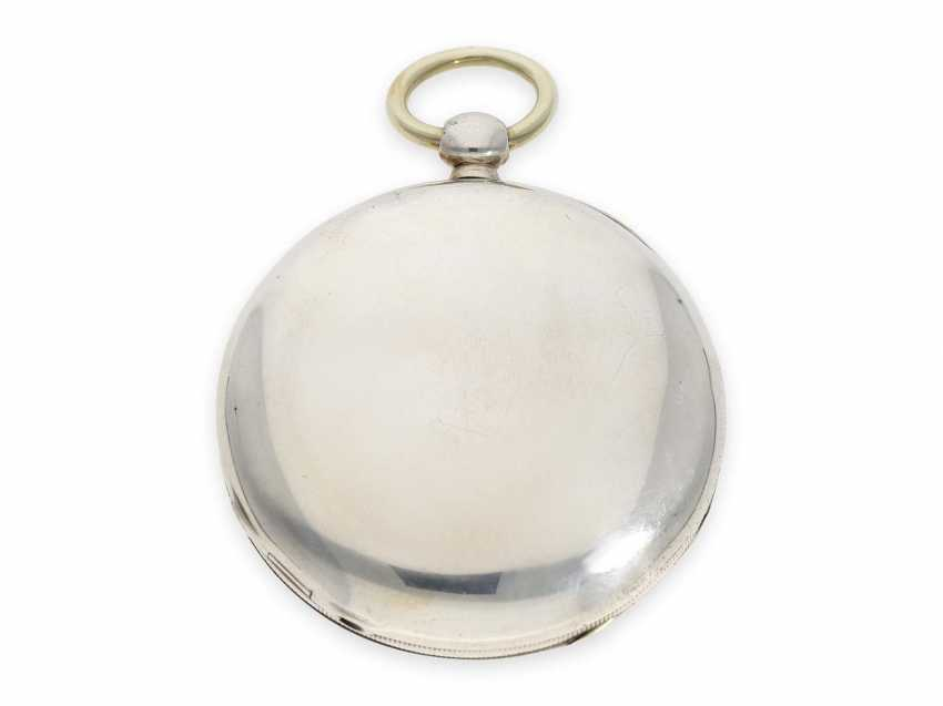 Pocket watch: one of the earliest known pocket watches by Vacheron & Constantin with spindle work, Geneva, CA. 1820 - photo 2