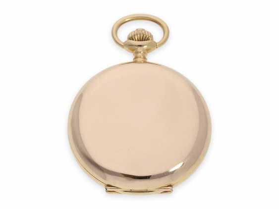 """Карманные часы: очень тяжелый Якорь Женеве хронометров особое качество, """"Chronometre Du Bois"""" Рио-де-Жанейро, №84187, ок. 1900 - фото 2"""