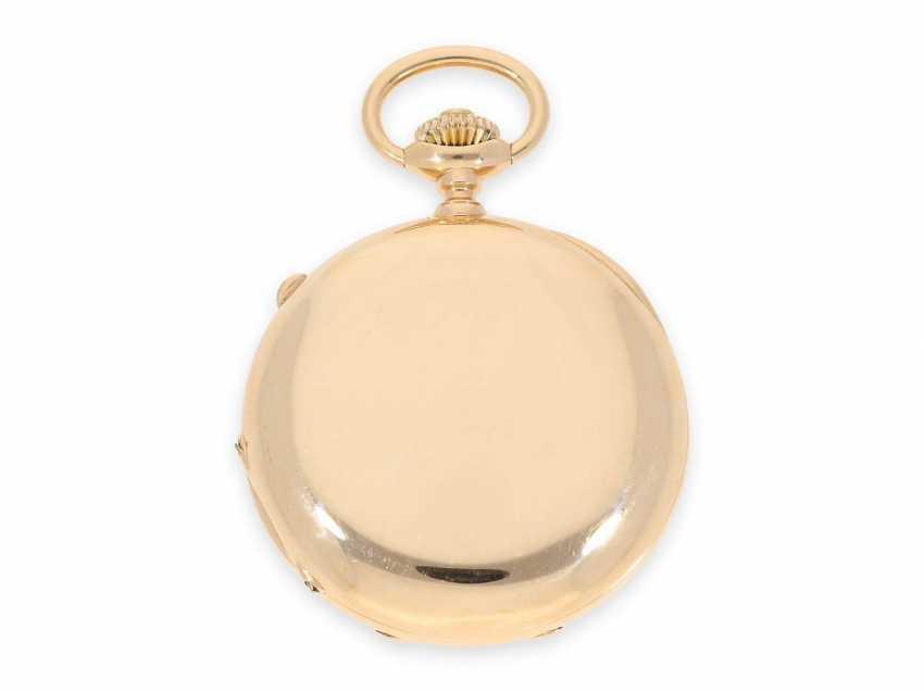 Карманные часы: ранний Patek Philippe Анкерный хронометр с хронографом, доставлен в ПП комиссионера каменщик в Барселоне, №66430, около 1885 - фото 9