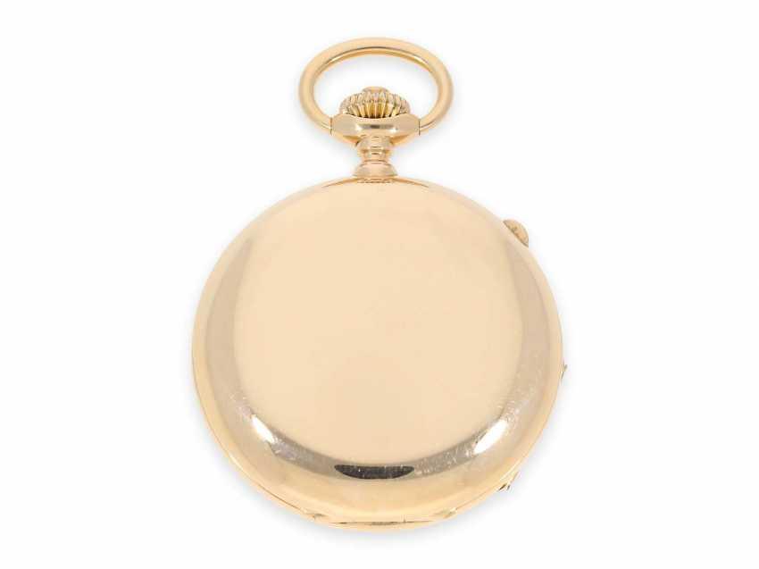 Карманные часы: ранний Patek Philippe Анкерный хронометр с хронографом, доставлен в ПП комиссионера каменщик в Барселоне, №66430, около 1885 - фото 10