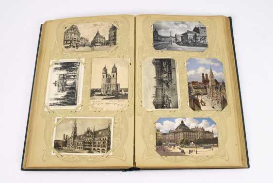 Открытка альбом с ca 304 посмотреть карты, только Западная Германия, до 1945 года - фото 2