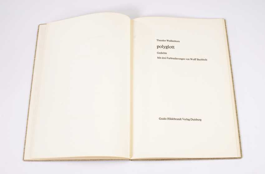 Born Theodor Polyglot White Auction Catalog 95