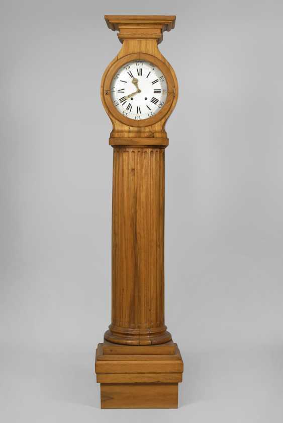 Biedermeier Floor Clock - photo 1