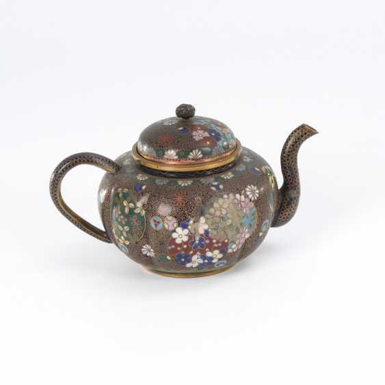 Cloisonné Teapots - photo 1