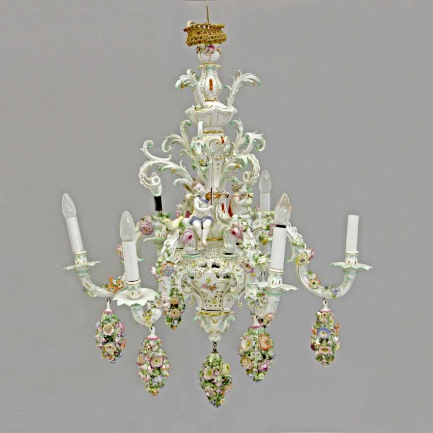 THE MAGNIFICENT CHANDELIER - photo 1