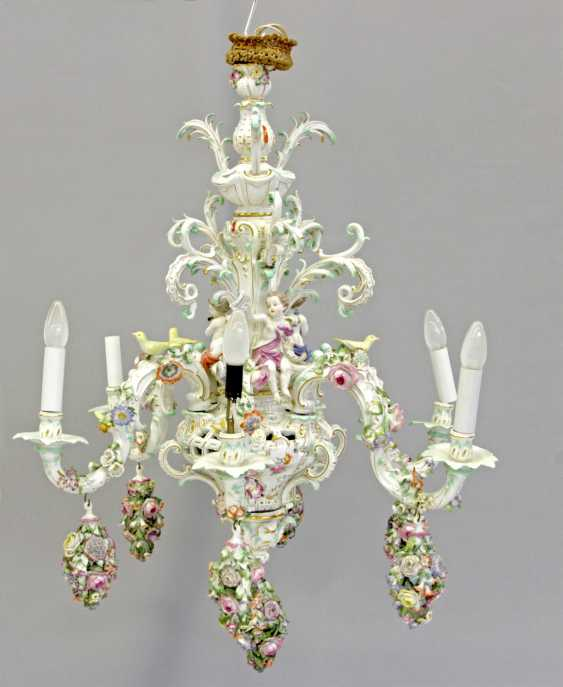 THE MAGNIFICENT CHANDELIER - photo 3