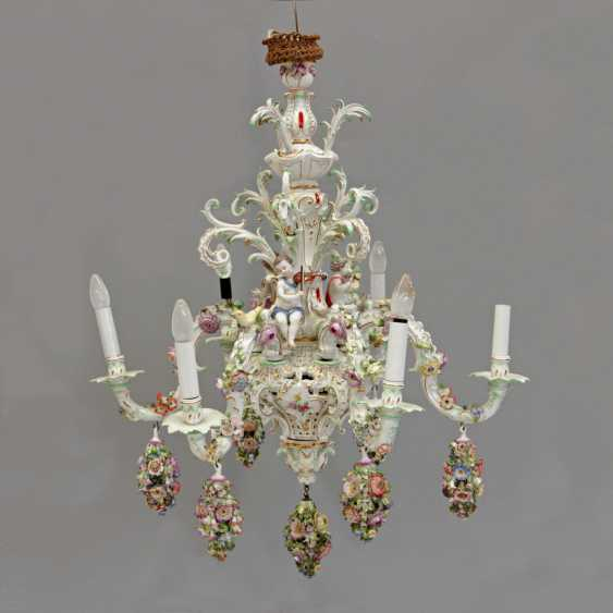 THE MAGNIFICENT CHANDELIER