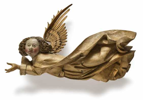 Angel, Austria, At The End Of 15. Century - photo 1