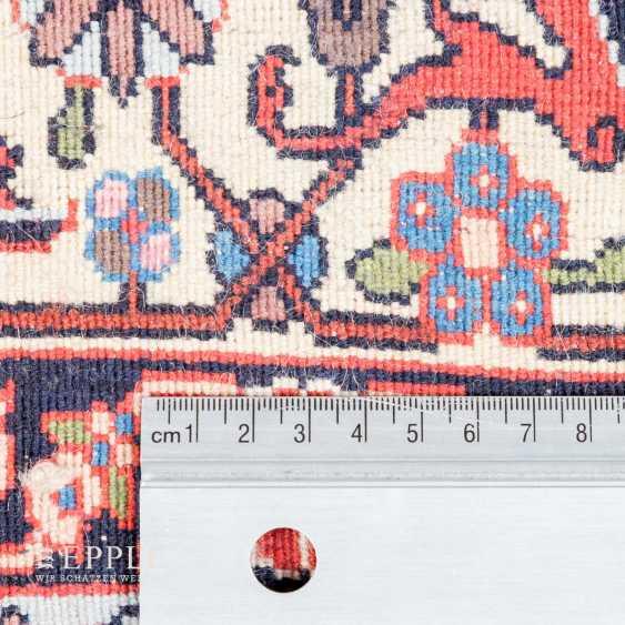 Orient carpet. BIDJAR/PERSIAN, 20. Century, 205x198 cm. - photo 4
