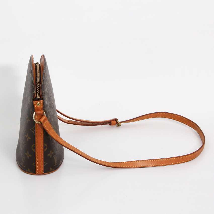 """LOUIS VUITTON VINTAGE distinctive shoulder bag """"DROUOT"""", collection 2000. - photo 3"""