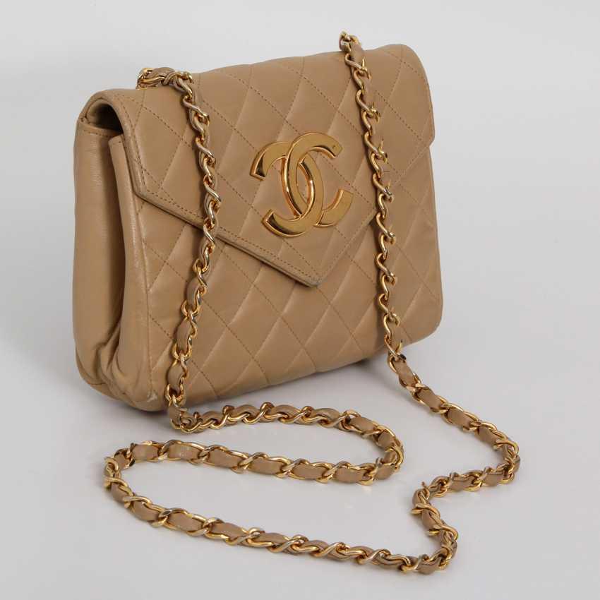 CHANEL VINTAGE adorable shoulder bag, collection, 1989-1991. - photo 2