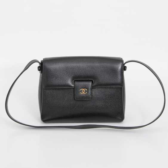 CHANEL VINTAGE chic shoulder bag, collection, 1997-1999. - photo 1