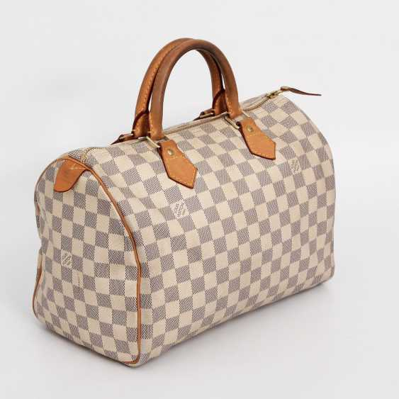 "LOUIS VUITTON coveted handbag ""SPEEDY 30"", collection 2013. - photo 2"