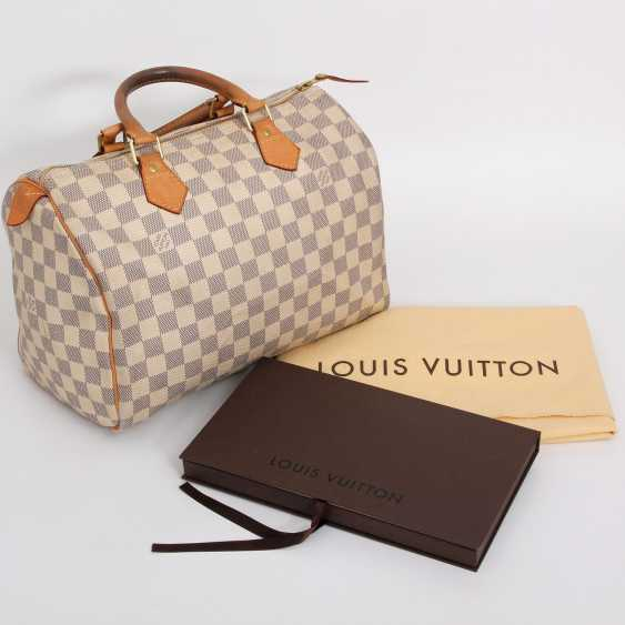 "LOUIS VUITTON coveted handbag ""SPEEDY 30"", collection 2013. - photo 5"