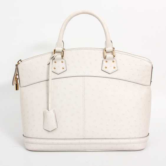 """LOUIS VUITTON exclusive sling bag """"LOCK IT MM"""", collection 2009. - photo 1"""