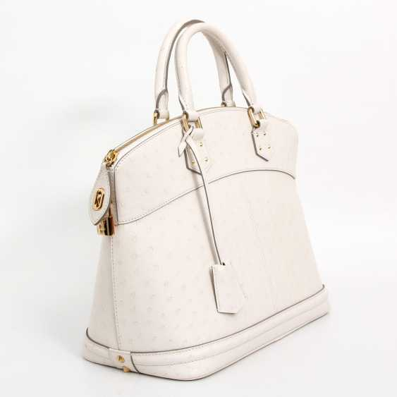 """LOUIS VUITTON exclusive sling bag """"LOCK IT MM"""", collection 2009. - photo 2"""