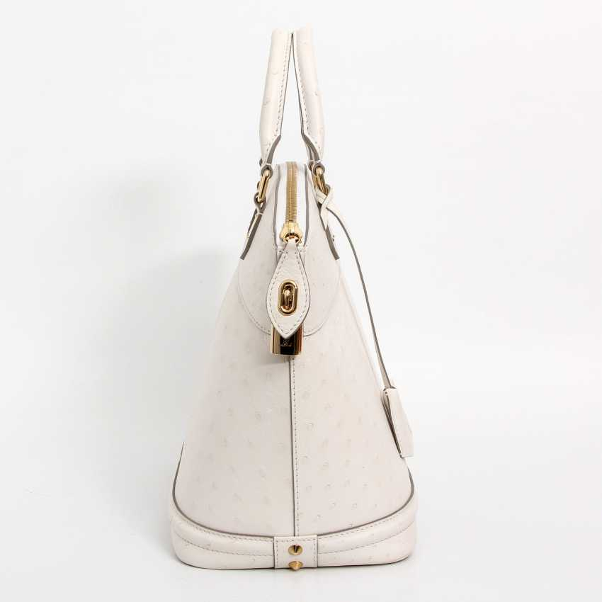 """LOUIS VUITTON exclusive sling bag """"LOCK IT MM"""", collection 2009. - photo 3"""