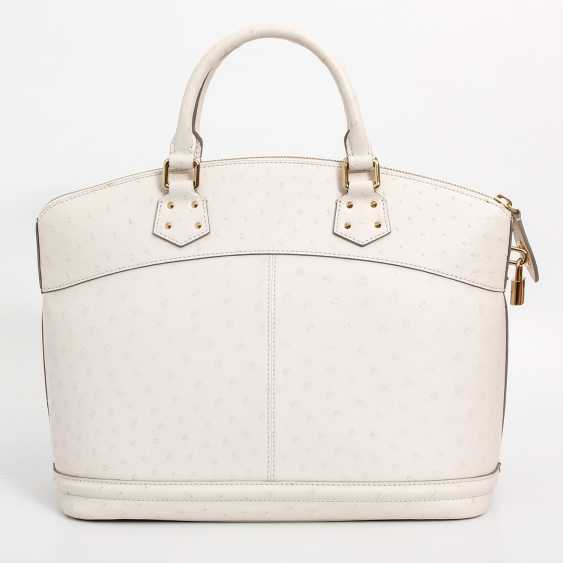 """LOUIS VUITTON exclusive sling bag """"LOCK IT MM"""", collection 2009. - photo 4"""