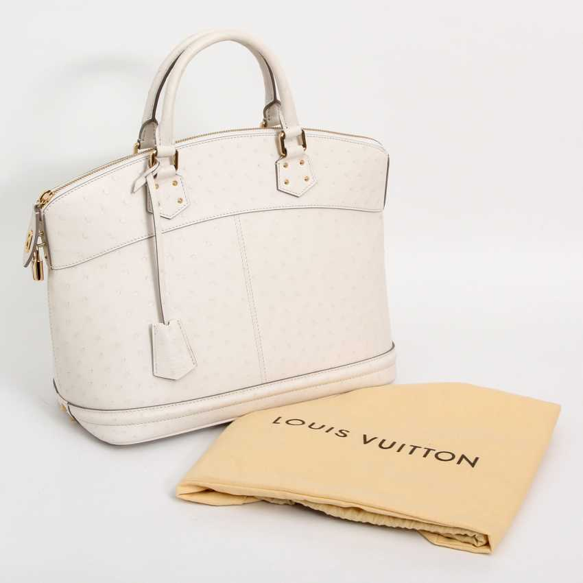 """LOUIS VUITTON exclusive sling bag """"LOCK IT MM"""", collection 2009. - photo 5"""