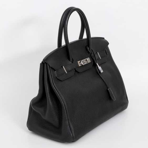 "HERMÈS exclusive It-Bag ""BIRKIN BAG 30"", collection 2011. - photo 2"