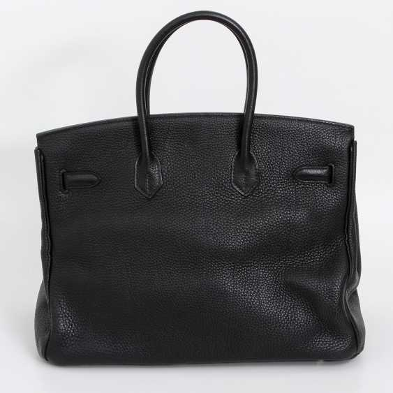 "HERMÈS exclusive It-Bag ""BIRKIN BAG 30"", collection 2011. - photo 4"