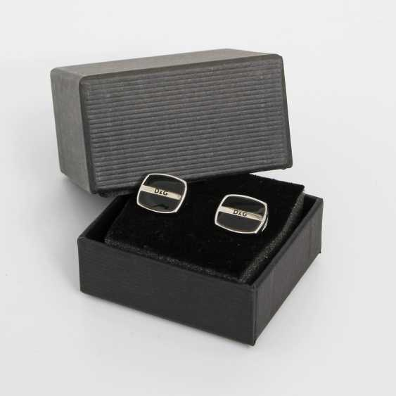 D&G chic cufflinks. - photo 3