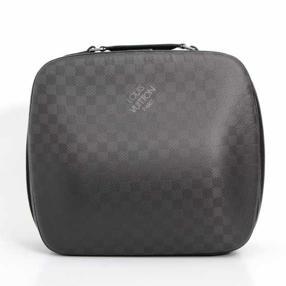 "LOUIS VUITTON exclusive Business travel bag ""BUSINESS CASE i8"", collection 2014. - photo 1"
