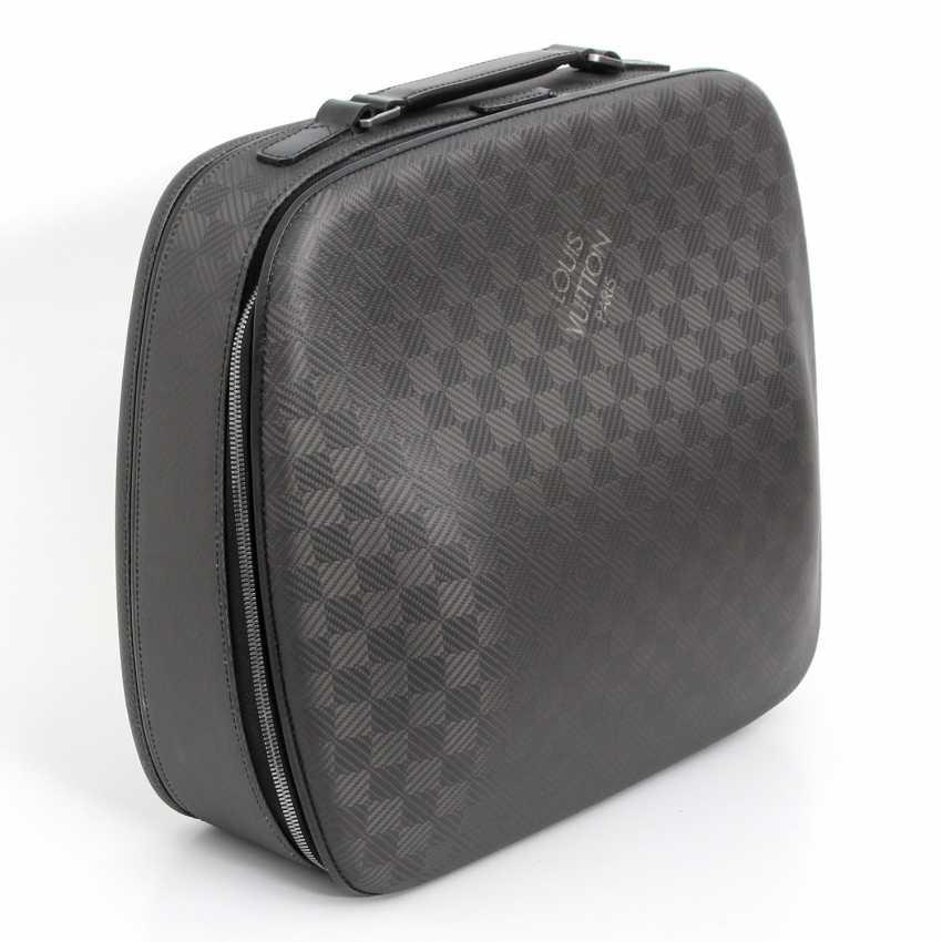"LOUIS VUITTON exclusive Business travel bag ""BUSINESS CASE i8"", collection 2014. - photo 2"