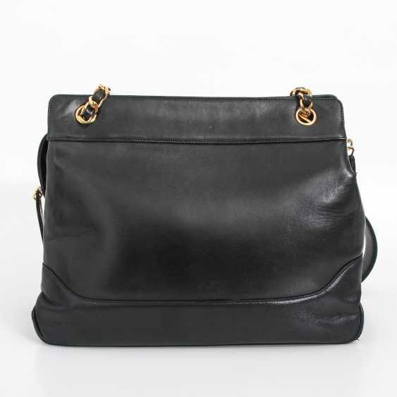 CHANEL VINTAGE elegant shoulder bag, collection, 1989-1991. - photo 4