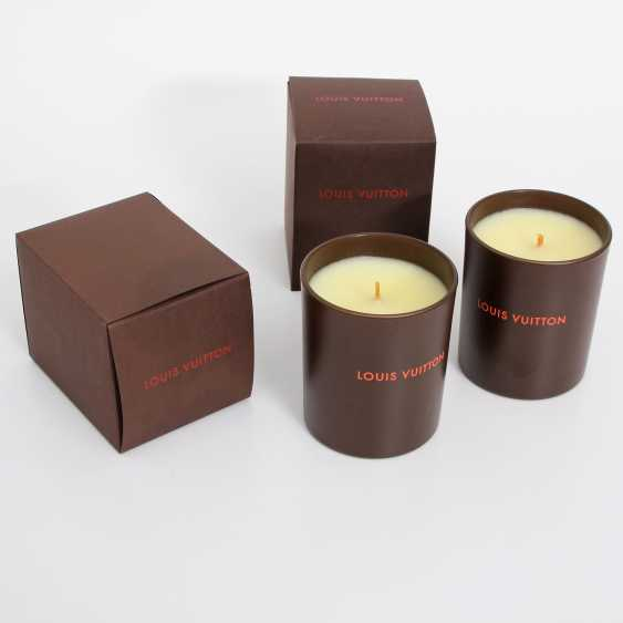 LOUIS VUITTON elegant scented candles. - photo 2