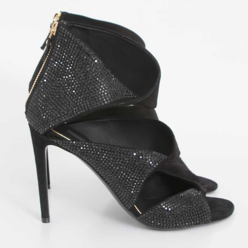 LOUIS VUITTON extravagant sandals, Evening, open toe, Size 39. - photo 3