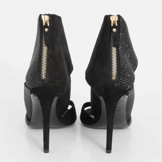 LOUIS VUITTON extravagant sandals, Evening, open toe, Size 39. - photo 4