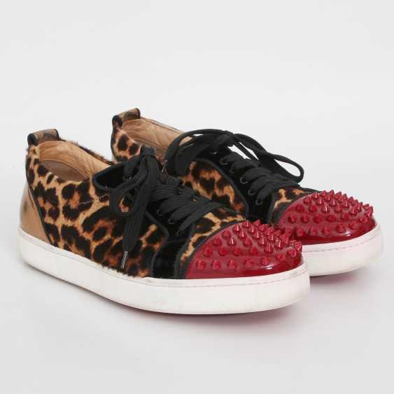 CHRISTIAN LOUBOUTIN exclusive Sneaker, size 39. - photo 2