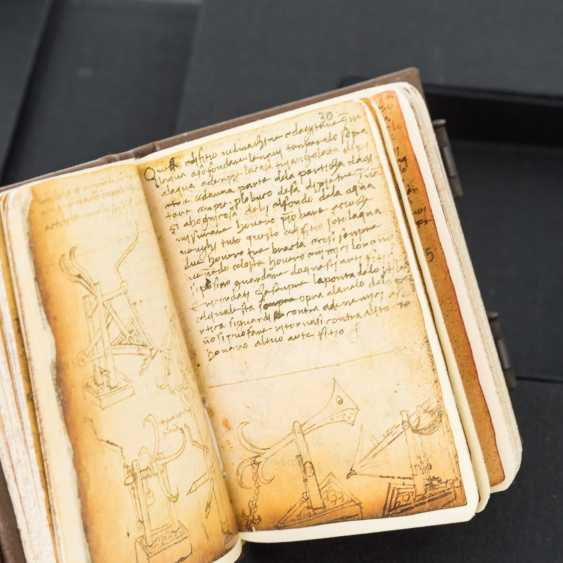 The sketch book of Francesco di Giorgio Martini, 15. Century, FACSIMILE - photo 2