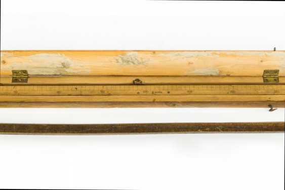 Lot of two antique Schneider, Ellen wood, - photo 2