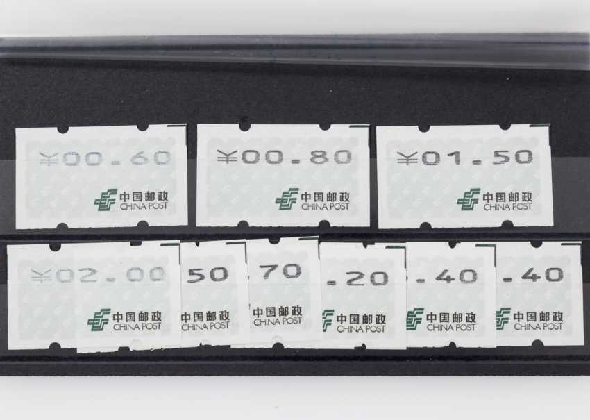 Auction Lot 1013 Prc Vending Machine Stamps Set Of Keys