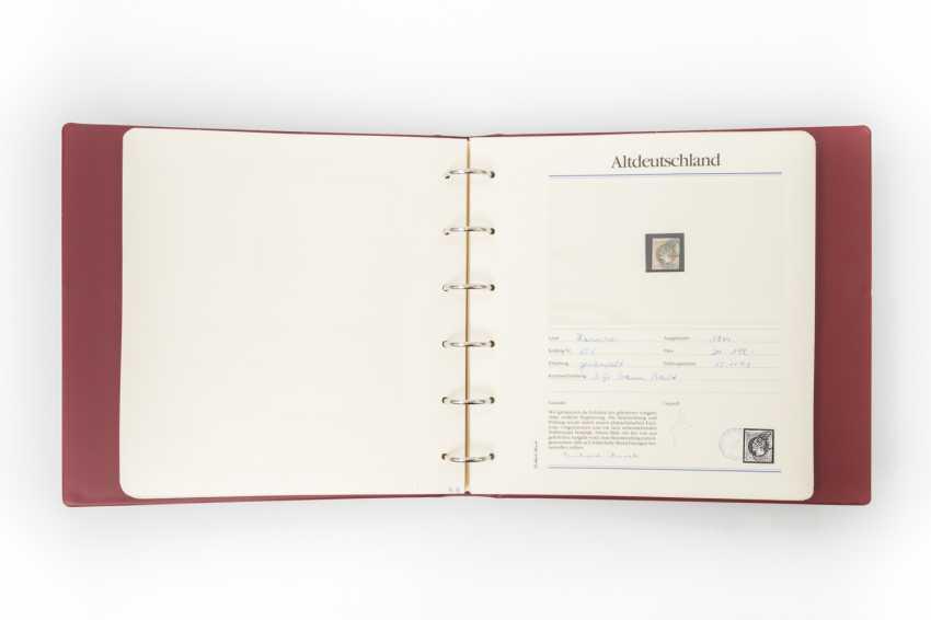 German States - form album the Fa. Borek, - photo 1