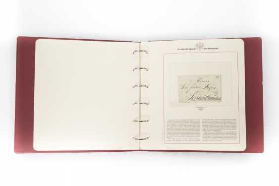 Prussia - form album the Fa. Borek, - photo 1
