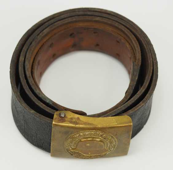 Steel helmet Federal: coupling lock with a belt. - photo 2