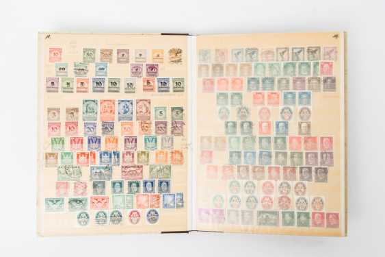 German Empire plug - in book with stamps German Empire, - photo 1