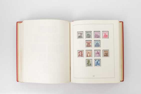 Berlin, FRG, GDR collection in the clamp binder post fresh, - photo 1