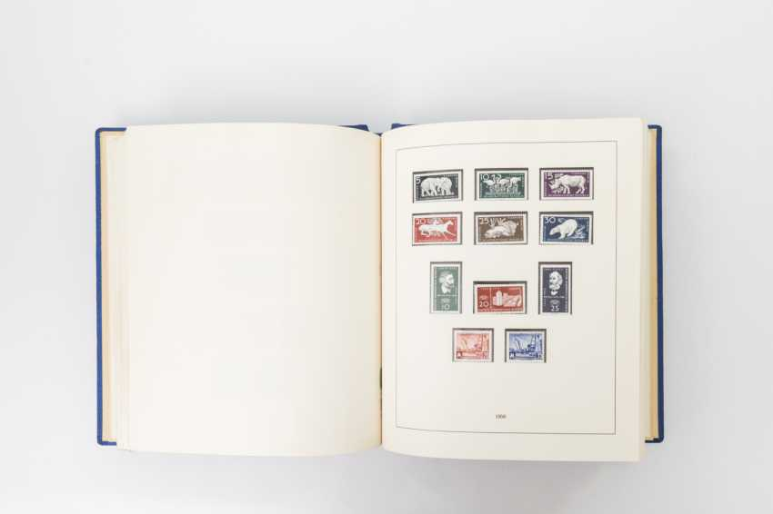BRD, Berlin, DDR - form album with stamps in mint condition, - photo 1