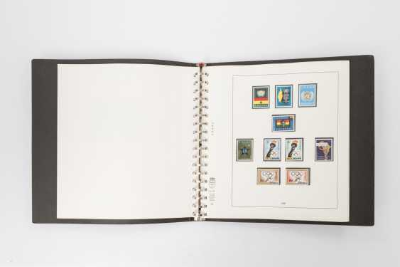 German Empire plug - in book with stamps in mint condition, - photo 1