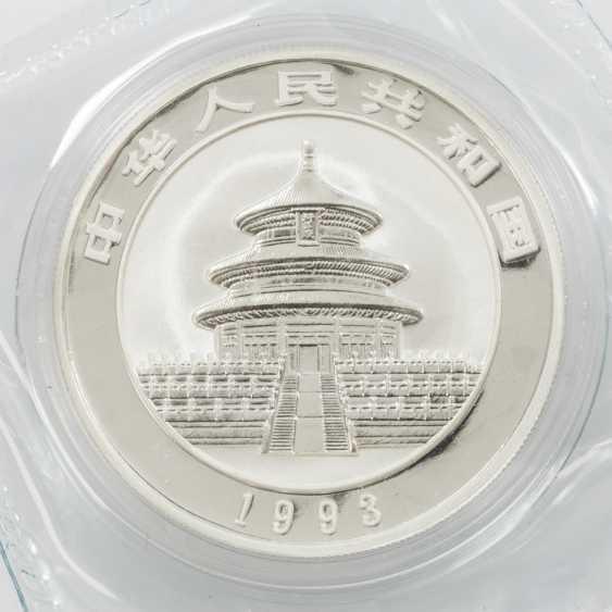 VR China - 10 Yuan 1993, - photo 2