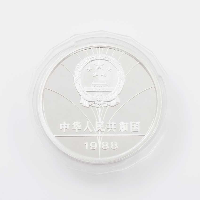 VR China - 50 Yuan 1988, - photo 2