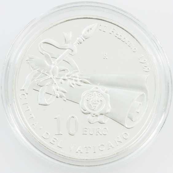 Vatican 10 Euro 2009, - photo 2