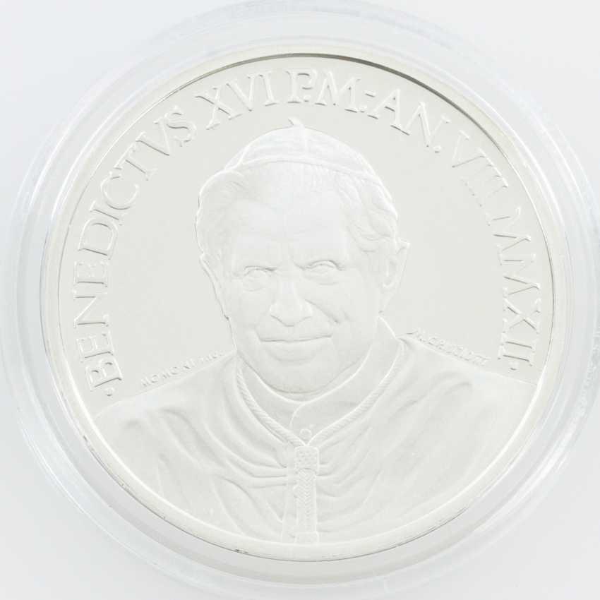 Vatican 10 Euro 2012, - photo 1